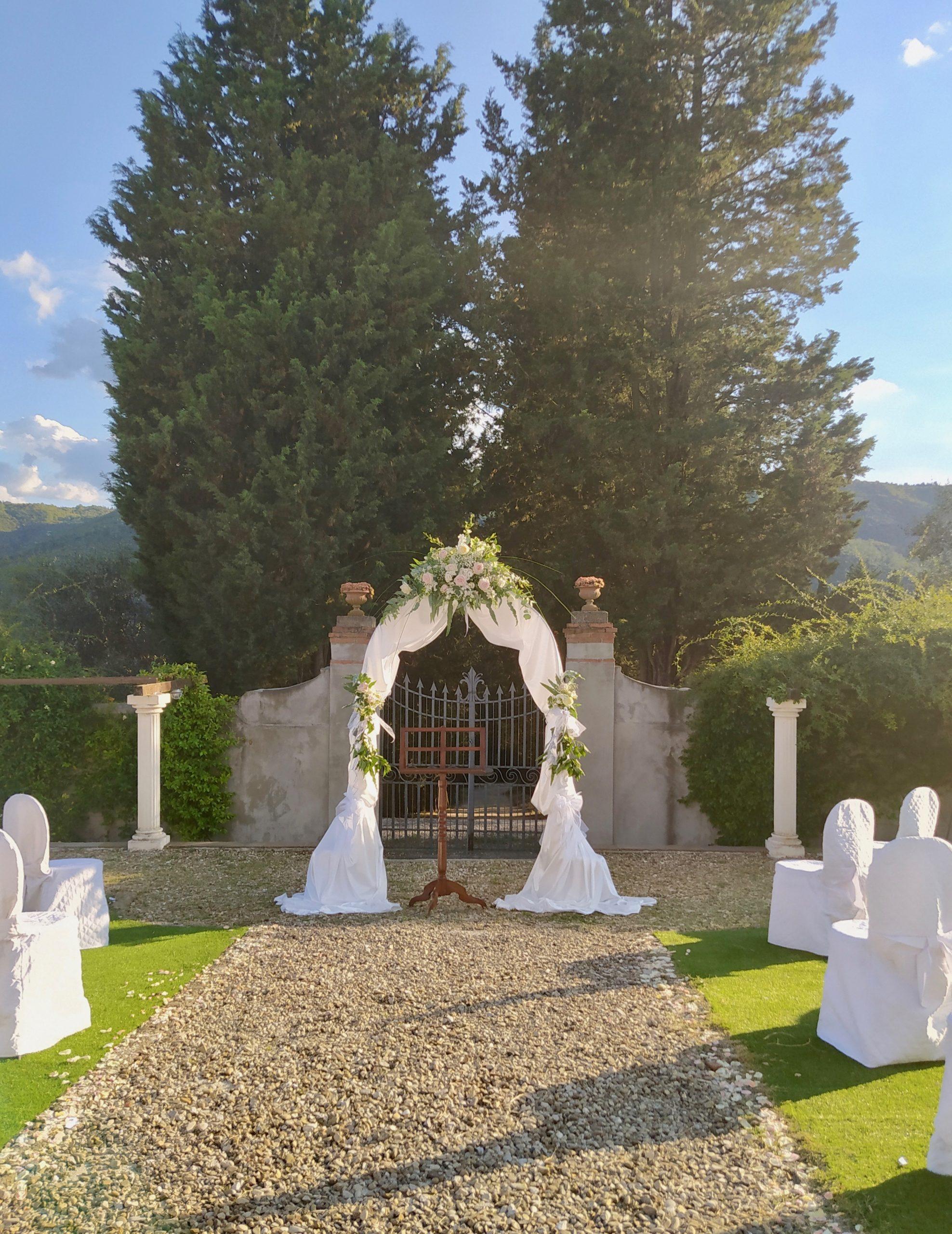 Firenze location matrimonio