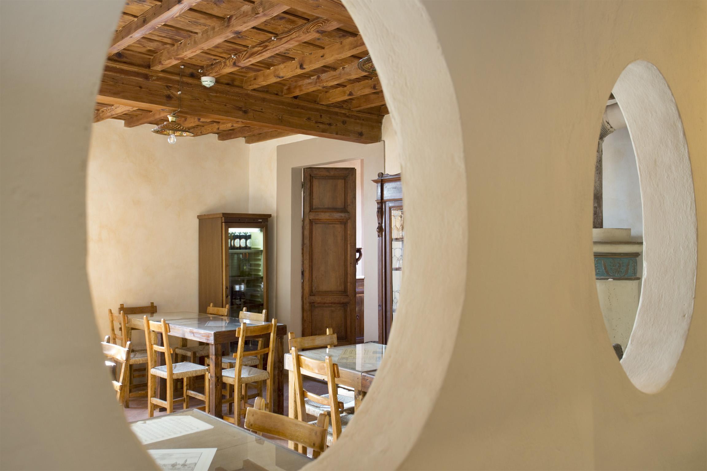 ristorante agriturismo Toscana